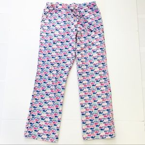 Vineyard Vines Multi Whale Lazy Pajama Pants